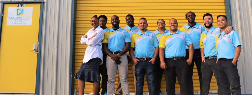 cooling pros staff